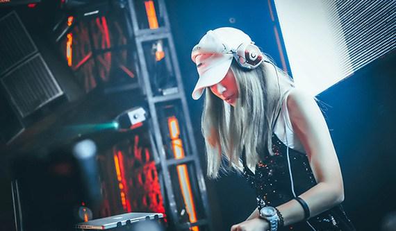 DJ Champion world tour